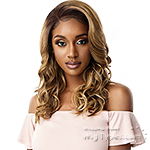 Outre Synthetic L-Part Swiss Lace Front Wig - GILLIAN