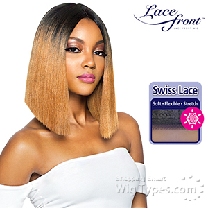 Outre Synthetic I-Part Lace Front Wig - JANELLE (futura)