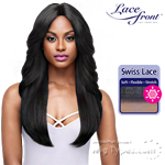 Outre Synthetic I-Part Swiss Lace Front Wig - JASMINE