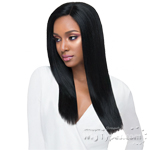 Outre Synthetic 100% Hand Tied Full Lace Wig - KARA (13X4 Swiss Frontal Lace Part)