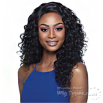 Outre Synthetic L-Part Lace Front Wig - AMBER (futura)