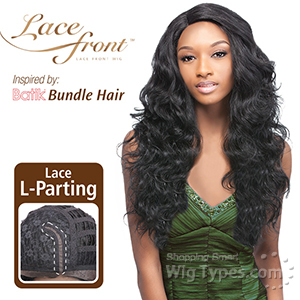 Outre Synthetic L Part Lace Front Wig - BATIK-BRAZILIAN BUNDLE HAIR (futura)