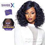 Outre Synthetic Swiss X Lace Front Wig - LIANA (4X4 Pre-Plucked Swiss Lace Part)