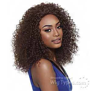 Outre Synthetic Lace Front Wig - MYRA (futura)