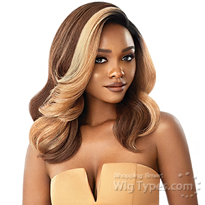 Outre Synthetic Lace Front Wig - NEESHA 202
