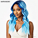 Outre Color Bomb Synthetic Swiss Lace Front Wig - DELPHINE