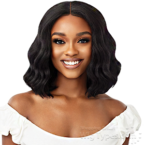Outre Synthetic EveryWear HD Lace Front Wig - EVERY9