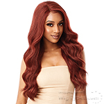 Outre Synthetic Swiss HD Lace Front Wig - LILIA