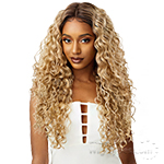 Outre Synthetic I-Part Swiss Lace Front Wig - NIKITA