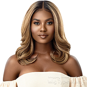 Outre Synthetic Melted Hairline HD Lace Front Wig - JENNI
