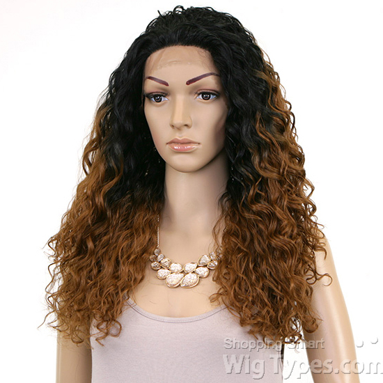 Lace Front Weave Wig 118