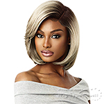 Outre Synthetic L-Part Swiss Lace Front Wig - DAKOTA