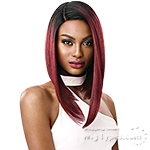 Outre Synthetic L-Part Swiss Lace Front Wig - TALIA