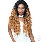 Outre Swiss U Synthetic Hair Lace Front Wig - JORDYN