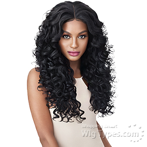 Outre Swiss U Synthetic Hair Lace Front Wig -  RYLEE