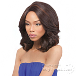 Outre Synthetic L-Part Lace Front Wig - PERM YAKI 14 (futura)