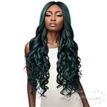 Outre Synthetic I-Part Swiss Lace Front Wig - SERENA 32