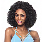 Outre Synthetic I-Part Swiss Lace Front Wig - SHAY(futura)
