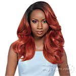 Outre Synthetic L-Part Swiss Lace Front Wig - SHERISE (futura)