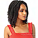 Outre Synthetic Twisted Up 4X4 Braid Lace Wig - STR BOMB TWIST 14
