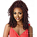Outre Synthetic Twisted Up 4X4 Braid Lace Wig - STR BOMB TWIST 18