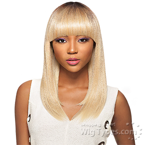 Outre &Play Human Hair Blend Wig - EFFIE