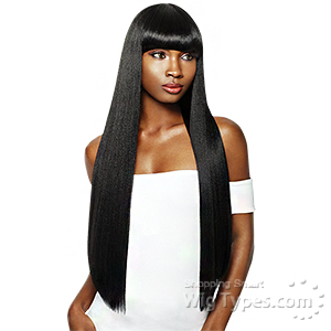 Outre &Play Human Hair Blend Wig - MALEEKA