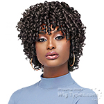 Outre Purple Pack Salon Set Curls Human Hair Blend Weaving -  STRAW SET 3PCS