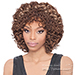 Outre Purple Pack Human Hair Blend Weaving - SWEET CURL 3 PCS