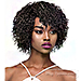 Outre Purple Pack Human Hair Blend Weaving - WILD & WAVY - WILD CURLY 3PCS