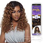 Outre 100% Human Hair Weave - PURPLE PACK HAWAIIAN WAVE