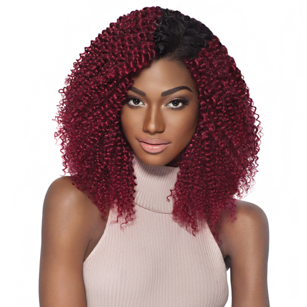 Outre 100% Human Hair Weave - PURPLE PACK WATER WAVE 10