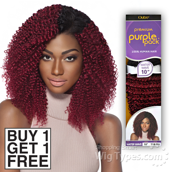 Outre 100 human hair weave purple pack water wave 14 buy 1 get outre 100 human hair weave purple pack water wave 14 buy 1 get pmusecretfo Choice Image
