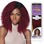 Outre 100% Human Hair Weave - PURPLE PACK WATER WAVE