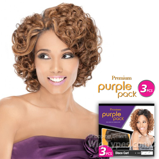 Outre Purple Pack Weaving Hair Wigtypes Com