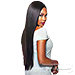 Outre Purple Pack Brazilian Boutique Human Hair Blend Weaving - SLEEK PRESSED 4PCS (18/20/22 + 4 inch lace closure)