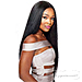 Outre Purple Pack Brazilian Boutique Human Hair Blend Weaving - VOLUME PRESSED 4PCS (18/20/22 + 4 inch lace closure)