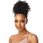 Outre Synthetic Big Beautiful Hair Drawstring Ponytail - 3C AFRO CURLY