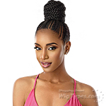 Outre Synthetic Pretty Quick Bun - ZORA BRAID LARGE