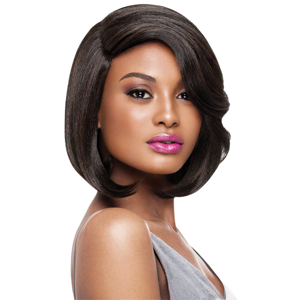 Outre Synthetic Full Cap Extreme Side Part Wig Quick Weave Complete Cap Lace Plus  - CLASSIC