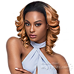 Outre Synthetic Half Wig Quick Weave - FOXIE (futura)