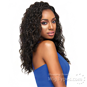 Outre Synthetic Half Wig Quick Weave - JANESSA