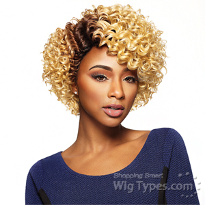 Outre Synthetic Full Cap Wig Quick Weave Complete Cap - LOLO (futura)