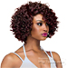 Outre Synthetic Full Cap Extreme Side Part Wig Quick Weave Complete Cap - LOVELY (futura)