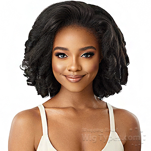 Outre Synthetic Half Wig Quick Weave - NIKAYA