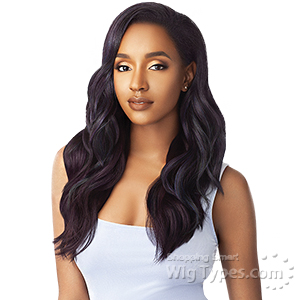 Outre Synthetic Half Wig Quick Weave - NORTH