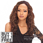 Outre Human Hair Blend Weave - SOL CURLY BODY 12 (Buy 1 Get 1 Free)