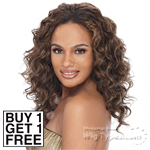 Outre Human Hair Blend Weave - SOL FRENCH TWIST (Buy 1 Get 1 Free)