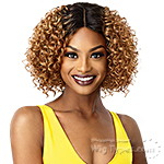 Outre The Daily Wig Synthetic Hair Lace Part Wig - BAELYN