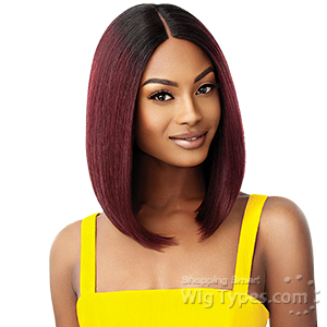 Outre The Daily Wig Synthetic Hair Lace Part Wig - CORETTA